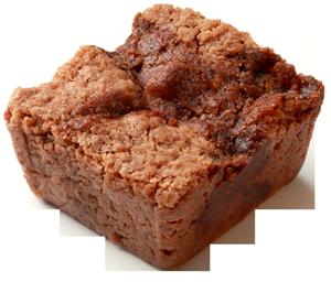 Crumbzz mini cinnamon streusel crumb cake
